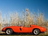 Images of Ferrari 121LM Scaglietti Spyder 1955