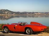 Pictures of Ferrari 121LM Scaglietti Spyder 1955