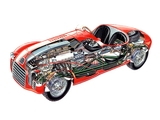 Pictures of Ferrari 125 Sport 1947