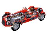 Ferrari 166 Spyder Corsa 1947 pictures