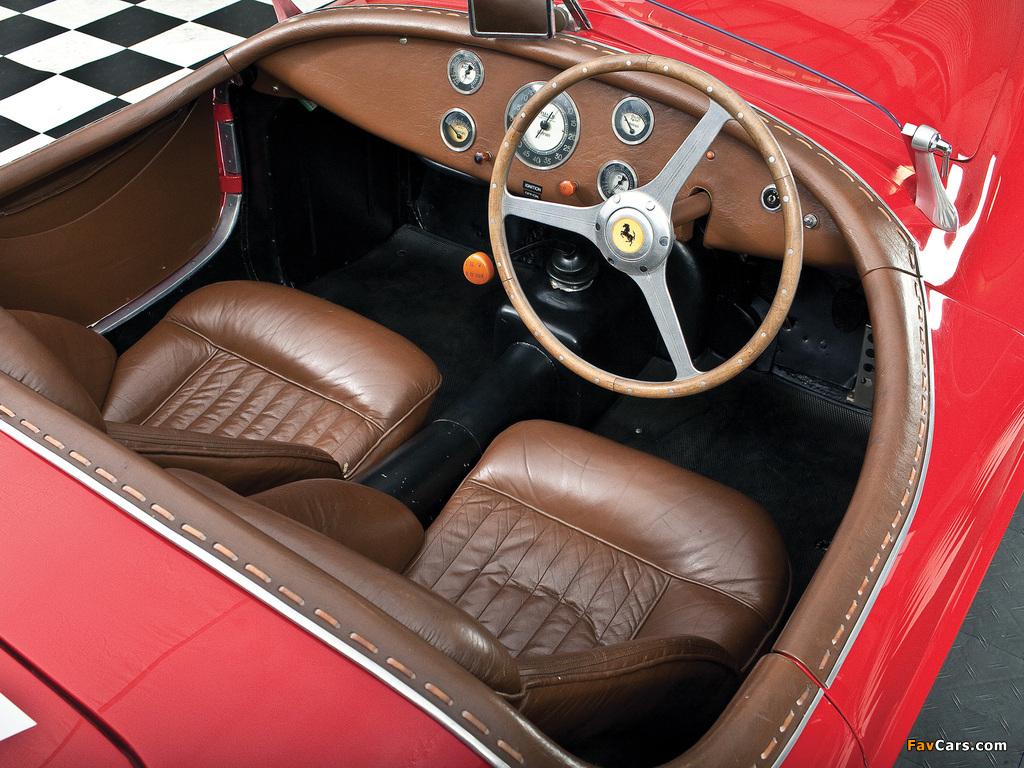 Ferrari 166 MM Touring Barchetta 1948–50 images (1024 x 768)