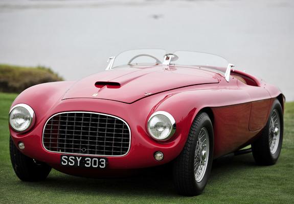 Ferrari 166 Mm Touring Barchetta 1948 50 Images