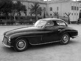 Ferrari 166 Inter Touring Coupe 1948–50 images