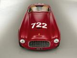 Ferrari 166 Inter Spyder Corsa 1948 photos