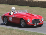 Ferrari 166 MM Touring Barchetta 1948–50 pictures
