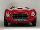 Ferrari 166 Inter Spyder Corsa 1948 pictures