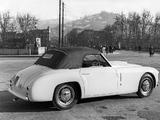 Ferrari 166 Inter Stabilimenti Farina Cabriolet (#033S) 1949 images