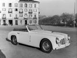 Ferrari 166 Inter Stabilimenti Farina Cabriolet (#033S) 1949 photos
