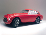 Ferrari 166 MM Touring Le Mans Berlinetta 1950 pictures