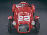Photos of Ferrari 166 Spyder Corsa 1947