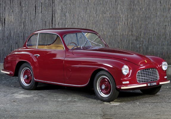 Photos Of Ferrari 166 Inter Touring Coupe 1948 50