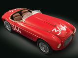 Photos of Ferrari 166 MM Touring Barchetta 1948–50