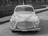Photos of Ferrari 166 Inter Stabilimenti Farina Cabriolet (#011S) 1949