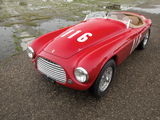 Photos of Ferrari 166 MM Barchetta (#0058M) 1950