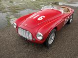 Photos of Ferrari 166 MM Barchetta (#0058M) 1950