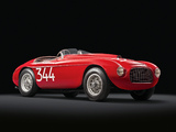 Pictures of Ferrari 166 MM Touring Barchetta 1948–50
