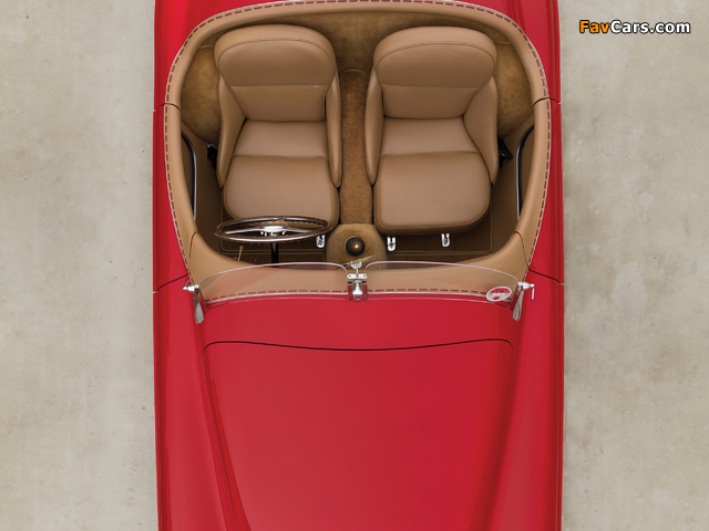 Pictures of Ferrari 166 MM Barchetta (#0058M) 1950 (640 x 480)