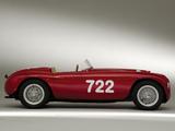 Ferrari 166 Inter Spyder Corsa 1948 wallpapers