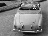 Ferrari 166 Inter Stabilimenti Farina Cabriolet (#011S) 1949 wallpapers