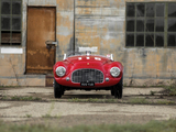 Ferrari 166 MM Barchetta (#0058M) 1950 wallpapers