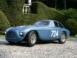 Ferrari 166/195S Berlinetta 1950 photos