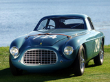 Photos of Ferrari 166/195S Berlinetta 1950