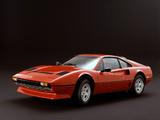 Ferrari 208 GTB Turbo 1982–85 photos