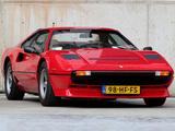 Ferrari 208 GTB Turbo 1982–85 pictures