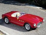 Ferrari 225 S Spyder 1952 images
