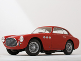 Ferrari 225S Berlinetta 1952 wallpapers
