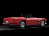 Ferrari 250 GT LWB California Spyder (open headlights) 1957–60 photos