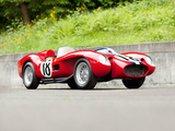 Ferrari 250 Testa Rossa Scaglietti Spyder Pontoon Fender 1957–58 wallpapers