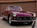 Ferrari 250 GT Cabriolet (Serie II) 1959–62 wallpapers