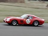 Ferrari 250 GTO (Series I) 1962–63 pictures