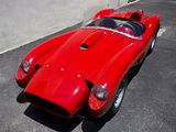 Images of Ferrari 250 Testa Rossa Recreation by Tempero 1965