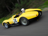 Photos of Ferrari 250 Testarossa Scaglietti Spyder 1957–58