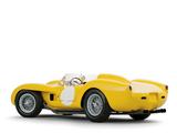 Pictures of Ferrari 250 Testa Rossa Scaglietti Spyder Pontoon Fender 1957–58