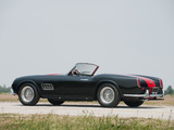 Pictures of Ferrari 250 GT LWB California Spyder (covered headlights) 1957–60