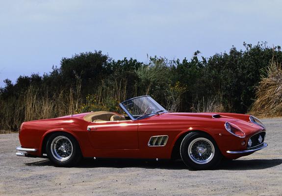 Pictures Of Ferrari 250 Gt Swb California Spyder Covered Headlight