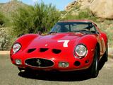 Pictures of Ferrari 250 GTO (Series I) 1962–63