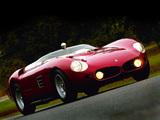 Ferrari 250 TRI61 1961 wallpapers