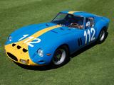 Ferrari 250 GTO (Series I) 1962–63 wallpapers
