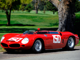 Photos of Ferrari 268 SP 1962