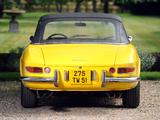 Ferrari 275 GTS Spider 1964–66 wallpapers