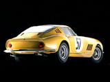 Ferrari 275 GTB/6C Scaglietti Longnose 1965–66 pictures