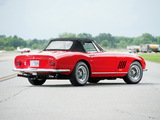 Ferrari 275 GTB/4 NART Spider 1967–68 wallpapers