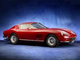 Pictures of Ferrari 275 GTB/6C Scaglietti Shortnose 1965–66