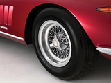 Ferrari 275 GTB/4S NART Spider (#11057) 1968 wallpapers