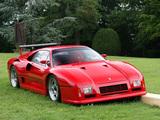Ferrari 288 GTO Evoluzione 1987 pictures