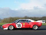 Ferrari Dino 308 GT/4 LM NART (#08020) 1974 wallpapers